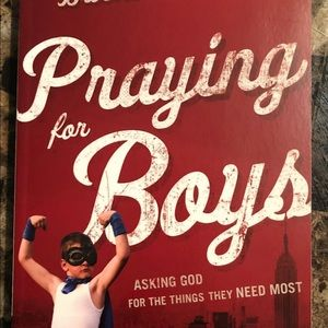 Other - Praying for Boys book